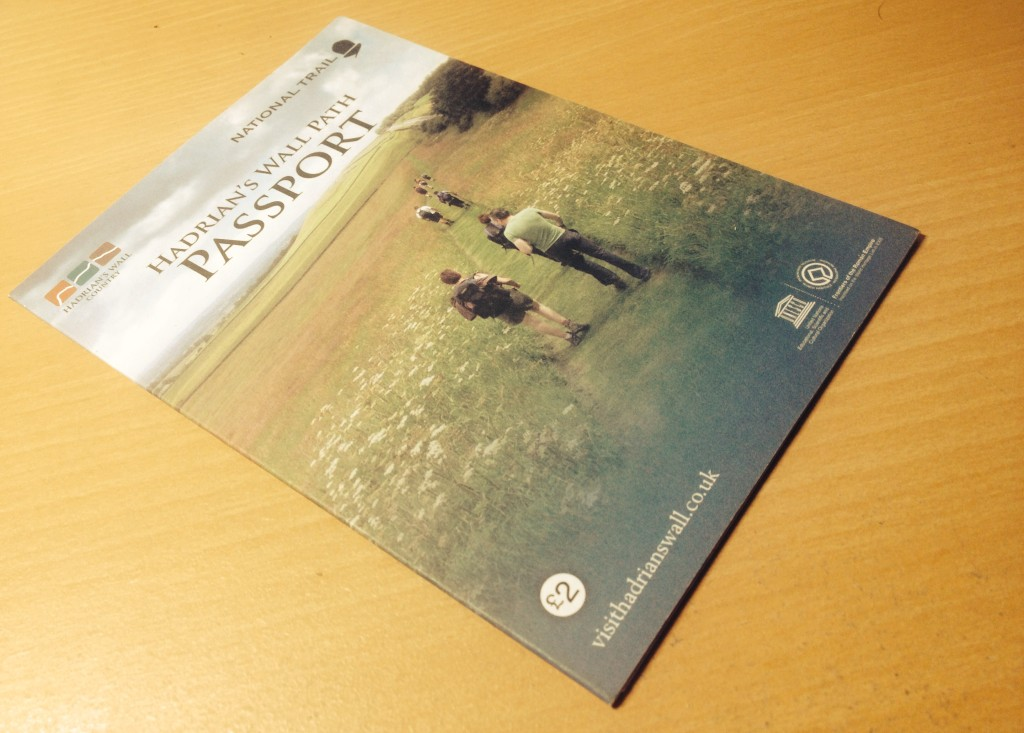 Hadrian's Wall Path Passport