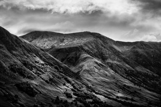 A view of Glen Nevis.