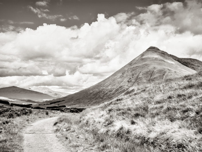 The West Highland Way and Beinn Odhar