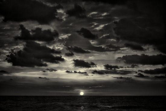 Monochrome Sunsets