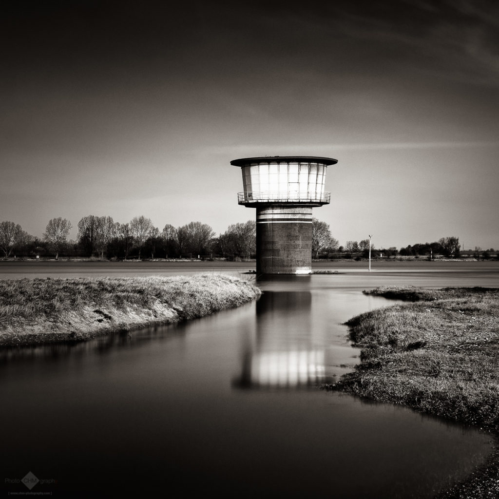 Tower in the River
