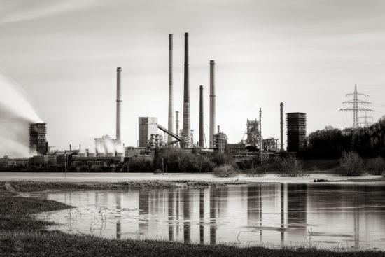 ThyssenKrupp Schwelgern Steel Mill #1