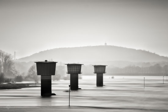 Three Towers in the River #2