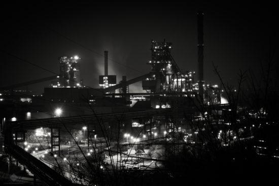 ThyssenKrupp Schwelgern Steal Mill #5