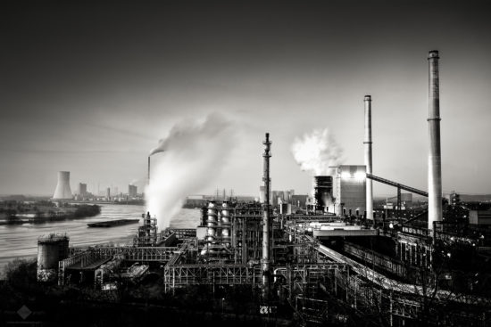 ThyssenKrupp Schwelgern Steel Mill #3