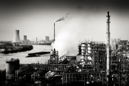ThyssenKrupp Schwelgern Steel Mill #4