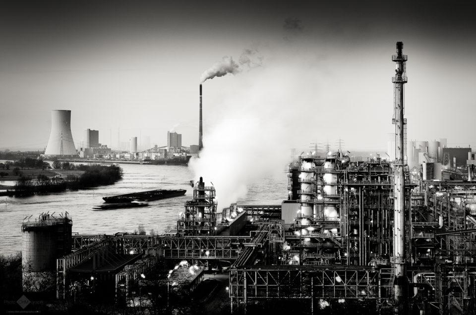 Alsum Hill and the ThyssenKrupp Schwelgern Steel Mill