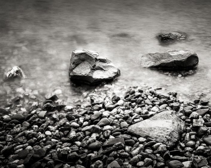 Rocks in the River #2