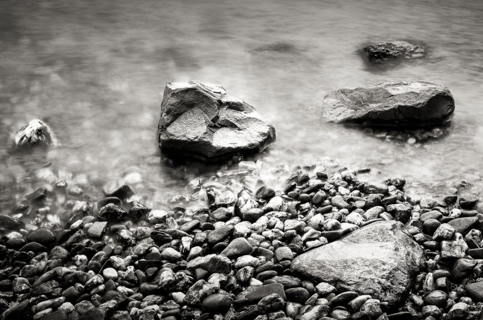 Rocks in the River #2
