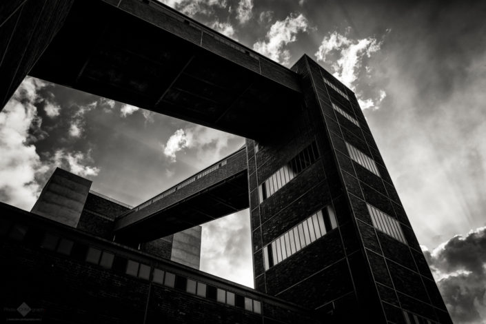 Zollverein Coal Mine Industrial Complex #5