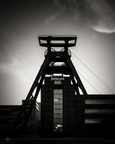Zollverein Coal Mine Industrial Complex #30