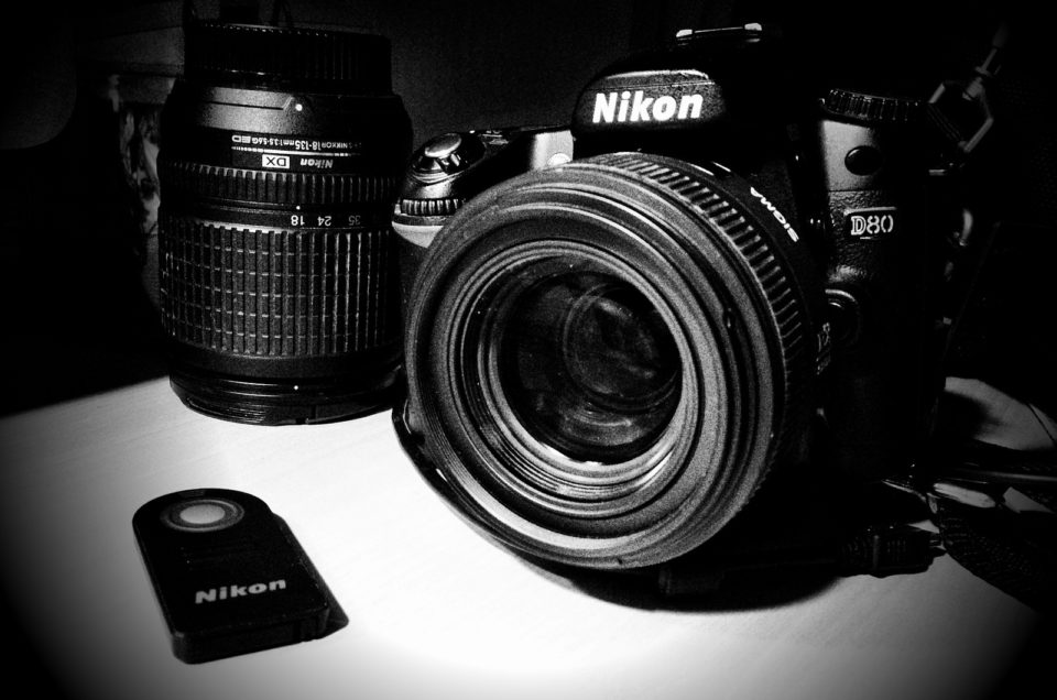 Nikon D80 – I've loved these days