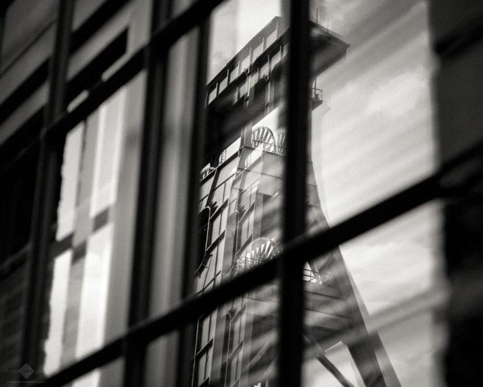 Ewald Shaft Tower #3