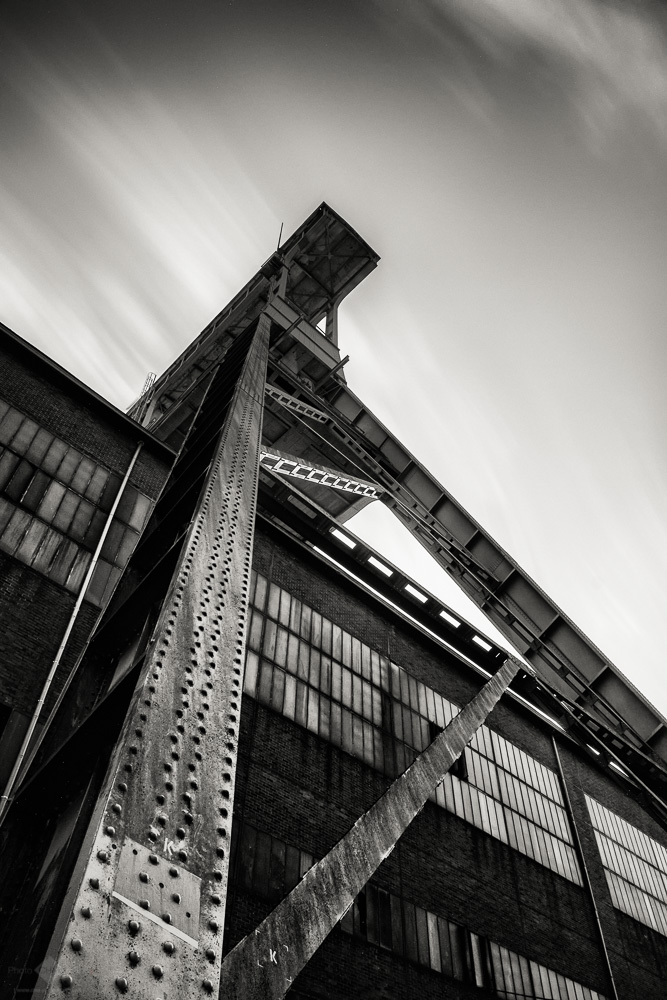 Ewald Shaft Tower #4