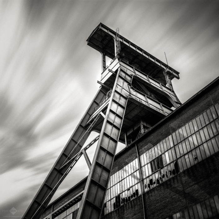 Ewald Shaft Tower #5