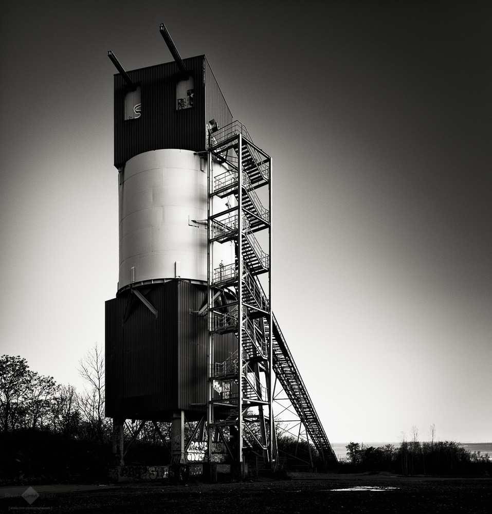 Spoil Loading Tower
