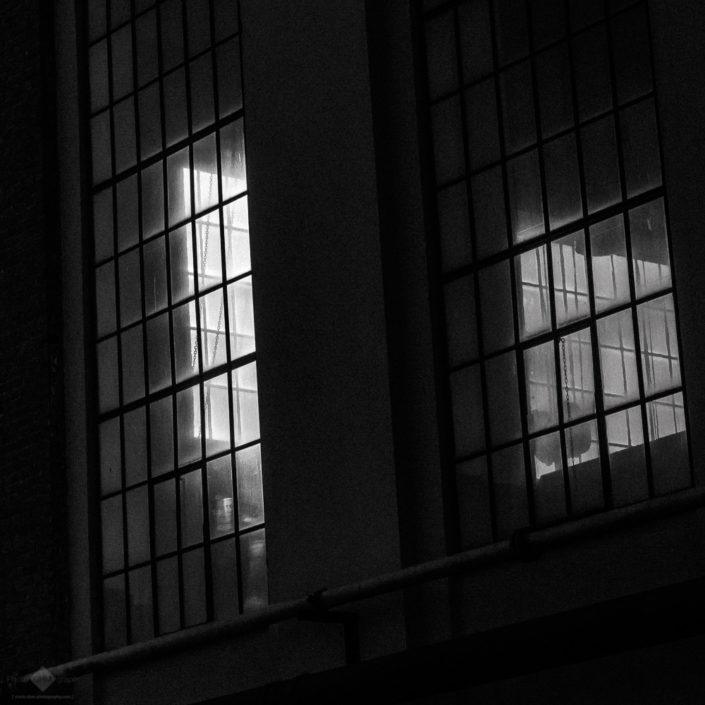 Windows to The Past (Consolidation Coal Mine #21)