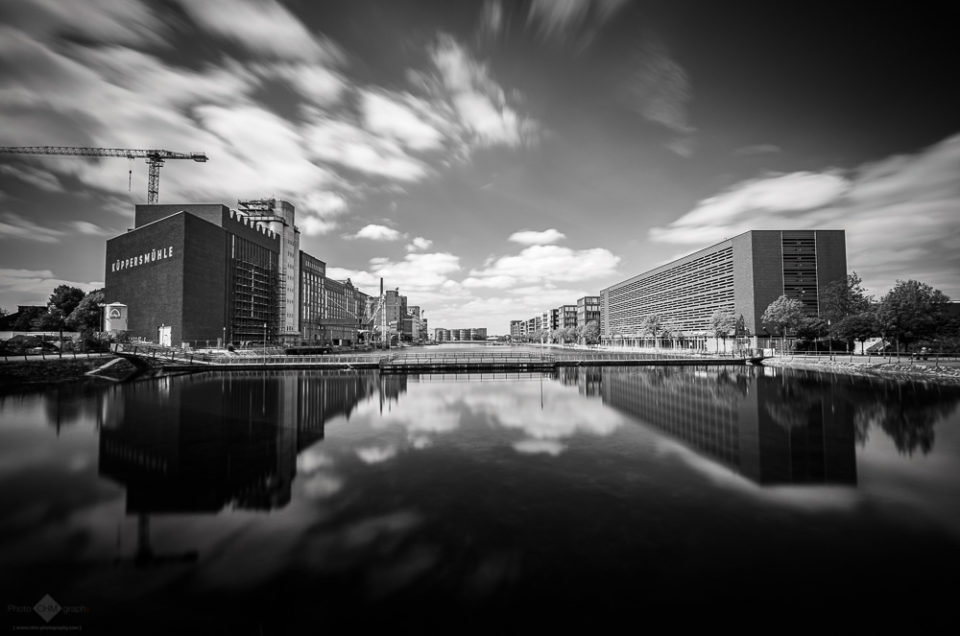 Duisburg Inner Harbor