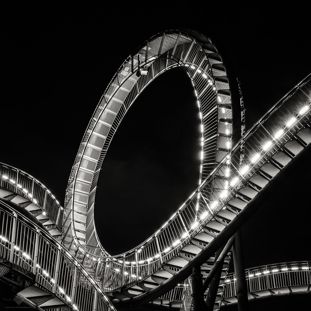 Looping II (Tiger & Turtle #25)